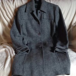 Kenneth Cole Reaction pea coat, size 10.